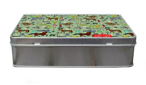 Selina-Jayne Horse Racing Limited Edition Treat Tin